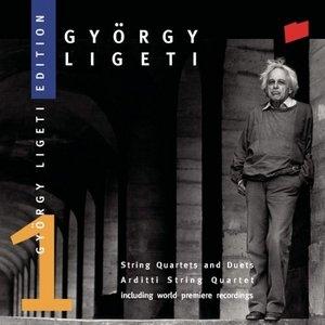 Ligeti: String Quartets And Duets album cover