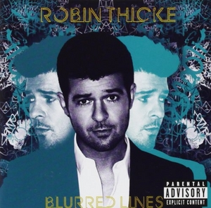 Blurred Lines (Deluxe Edition) album cover