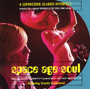 Space Age Soul album cover