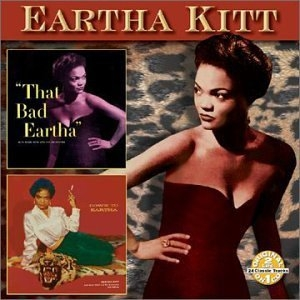 That Bad Eartha~ Down To Eartha album cover