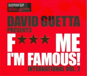 F*** Me I'm Famous! (International Vol. 2) album cover