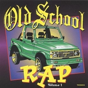 Old School Rap Vol.1 (Thump) album cover