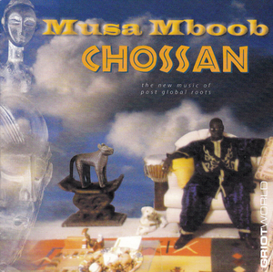 Chossan album cover