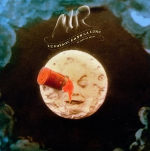 Le Voyage Dans La Lune album cover
