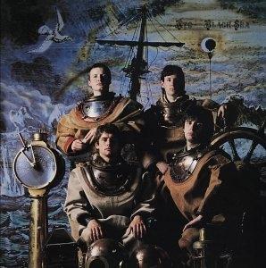 Black Sea (Japan) album cover