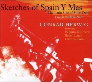 Sketches Of Spain Y Mas: The Latin Side Of Miles Davis album cover