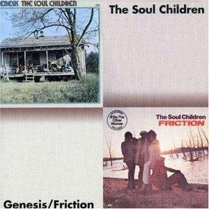Genesis-Friction album cover
