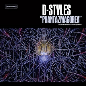 Phantazmagorea album cover