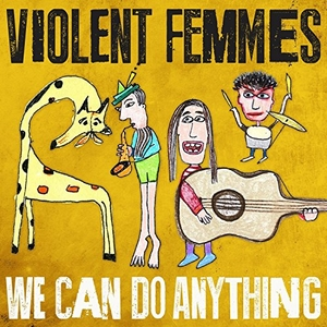 We Can Do Anything album cover