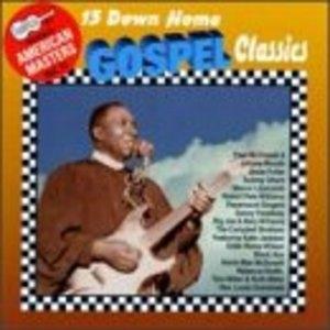 15 Down Home Gospel Classics album cover