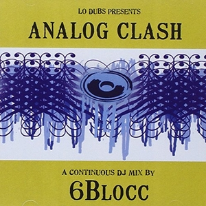 Analog Clash album cover