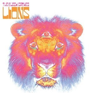 Lions album cover