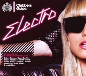 Ministry of Sound Clubbers Guide: Electro album cover