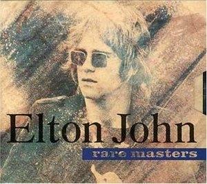Rare Masters album cover