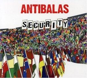 Security album cover
