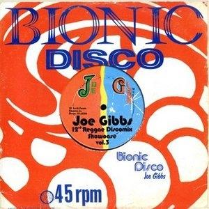 12inch Reggae Discomix Showcase, Vol. 3 album cover
