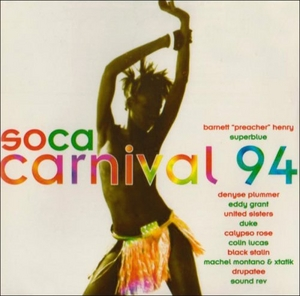 Soca Carnival 94 album cover