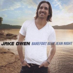 Barefoot Blue Jean Night album cover