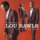 The Very Best Of Lou Rawl... album cover