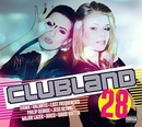 Clubland 28 album cover