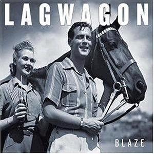 Blaze album cover