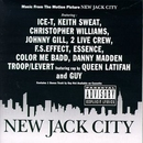 New Jack City (Music From... album cover