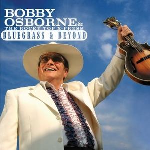 Bluegrass & Beyond album cover