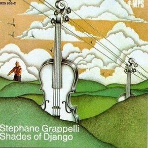 Shades Of Django album cover