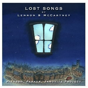 Lost Songs Of Lennon & McCartney: From A Window album cover