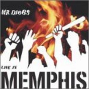 Live In Memphis album cover