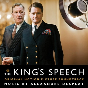 The King's Speech (Original Motion Picture Soundtrack) album cover