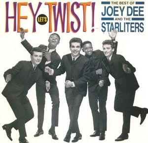 Hey Let's Twist!: The Best Of Joey Dee And The Starliters album cover