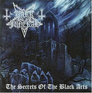 Secrets Of The Black Arts album cover