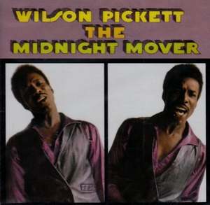 The Midnight Mover album cover