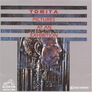 Mussorgsky: Pictures At An Exhibition album cover