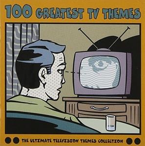 100 Greatest TV Themes album cover