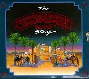 The Casablanca Records Story album cover