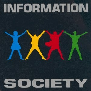 Information Society album cover