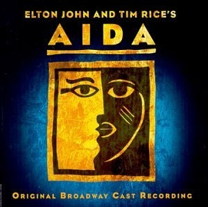 Aida (2000 Original Broadway Cast) album cover