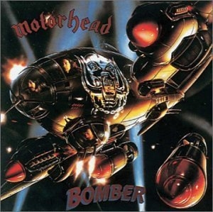 Bomber album cover