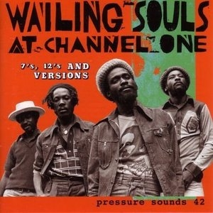 Wailing Souls At Channel One album cover