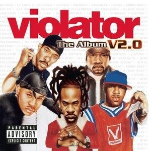 Violator: The Album, V2.0 album cover