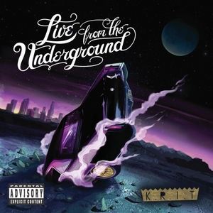 Live From The Underground album cover