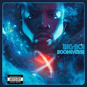 Boomiverse  album cover