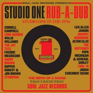 Studio One Rub-A-Dub album cover