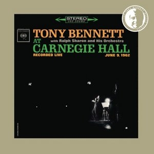 At Carnegie Hall June 9 1962 album cover
