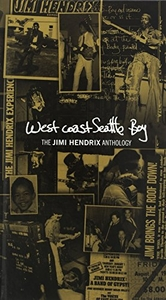 West Coast Seattle Boy: The Jimi Hendrix Anthology album cover