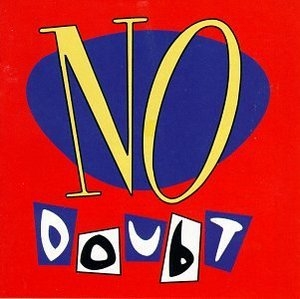 No Doubt album cover