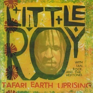 Tafari Earth Uprising album cover
