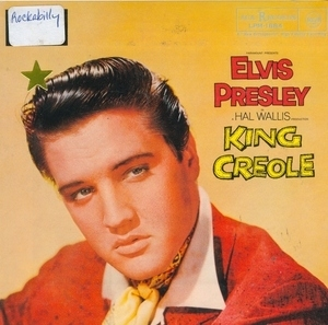 King Creole Original Movie Soundtrack album cover